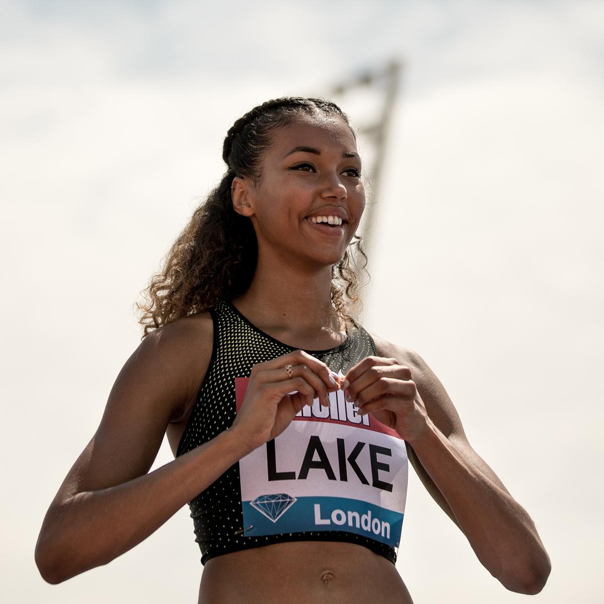 morgan lake athlete