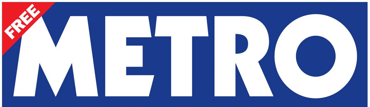 the metro paper logo